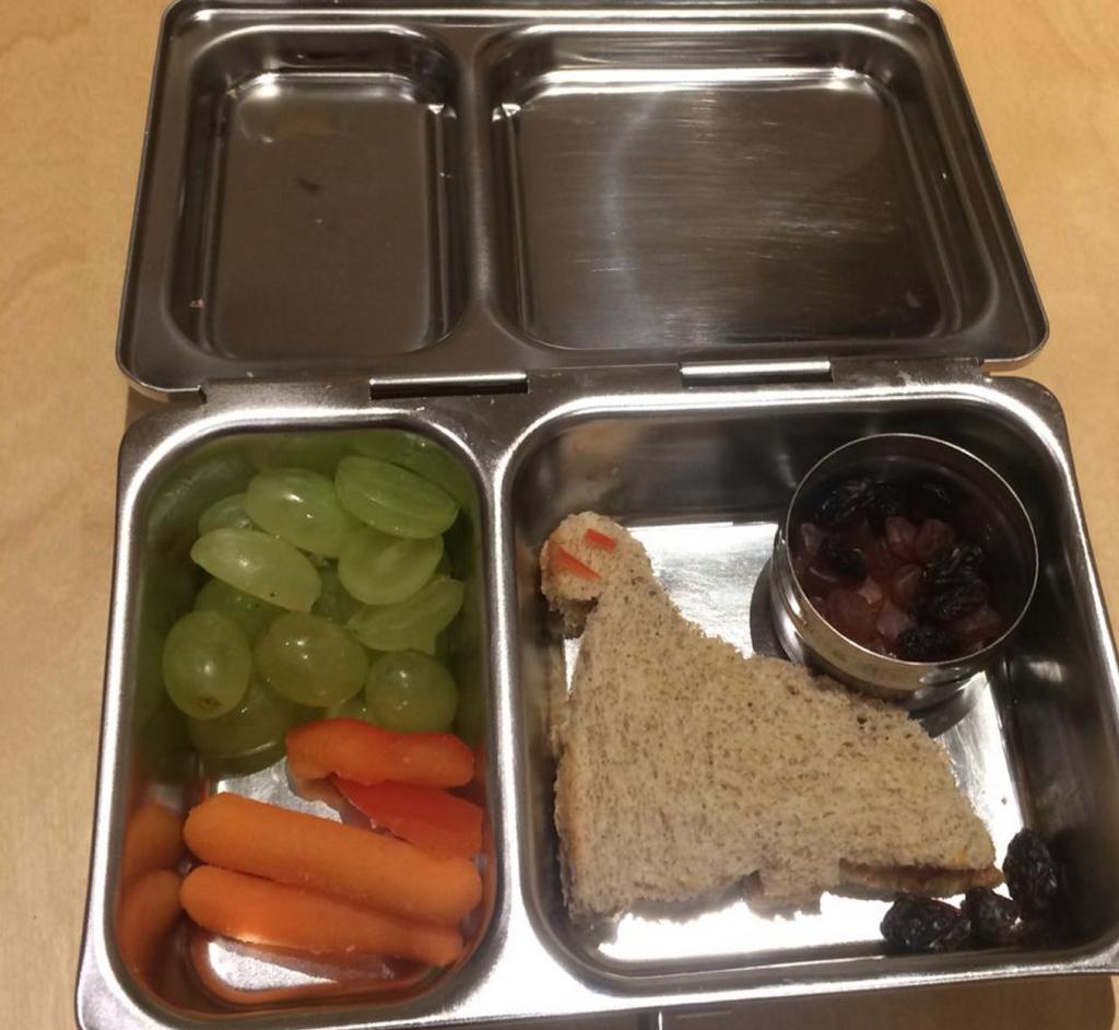 LunchDinosaurSandwich