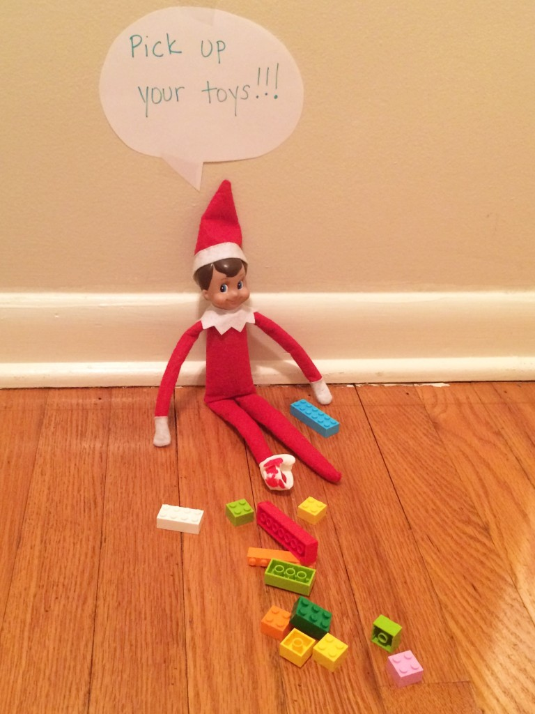 How To Properly Use Your Elf On The Shelf Baby Sideburns
