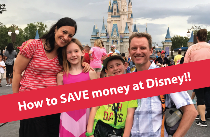 How to actually SAVE money when you go to Disney, like for realz