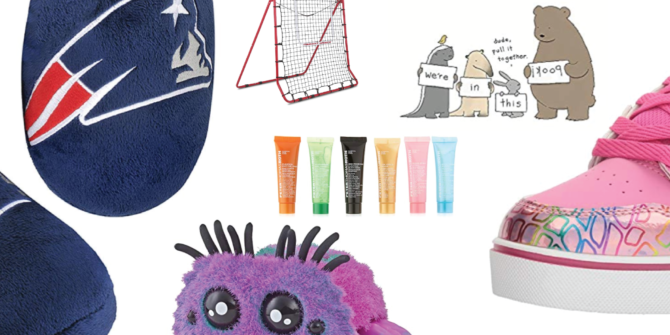 Drumroll please, it's the totally kickass Gift Guide of stuff people actually need and want