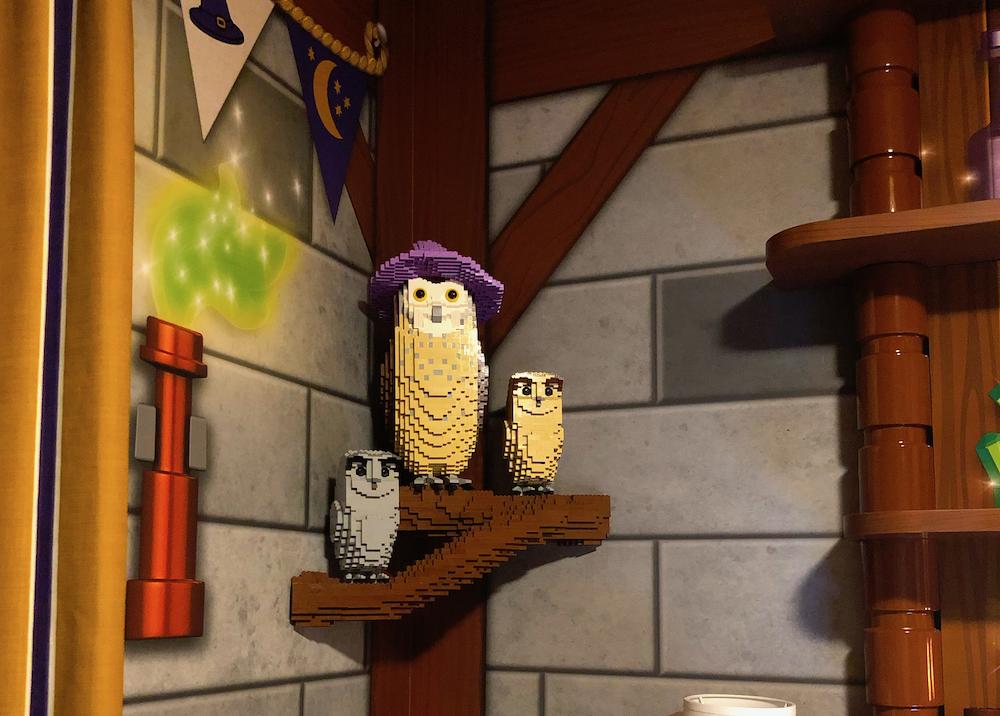 Lego-owls