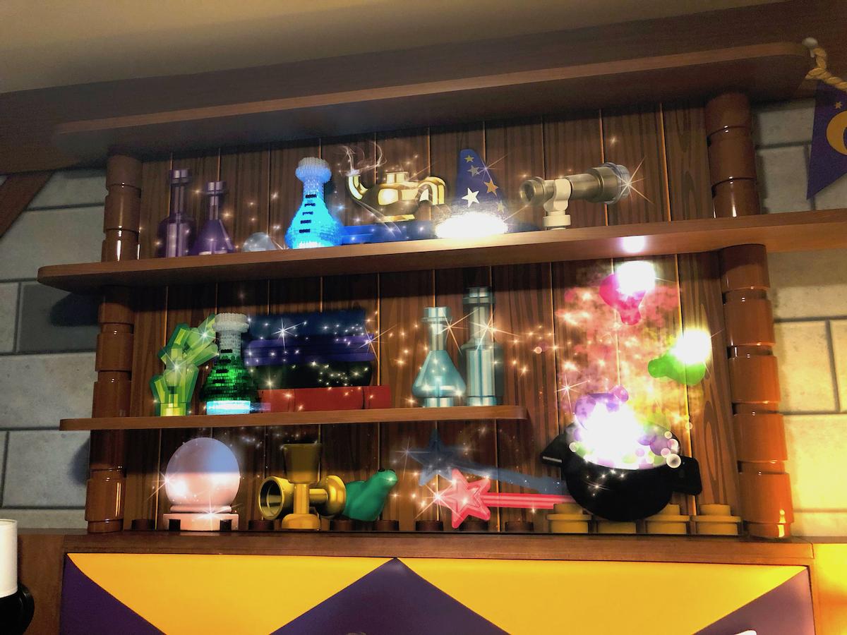 Lego-wizard-shelves