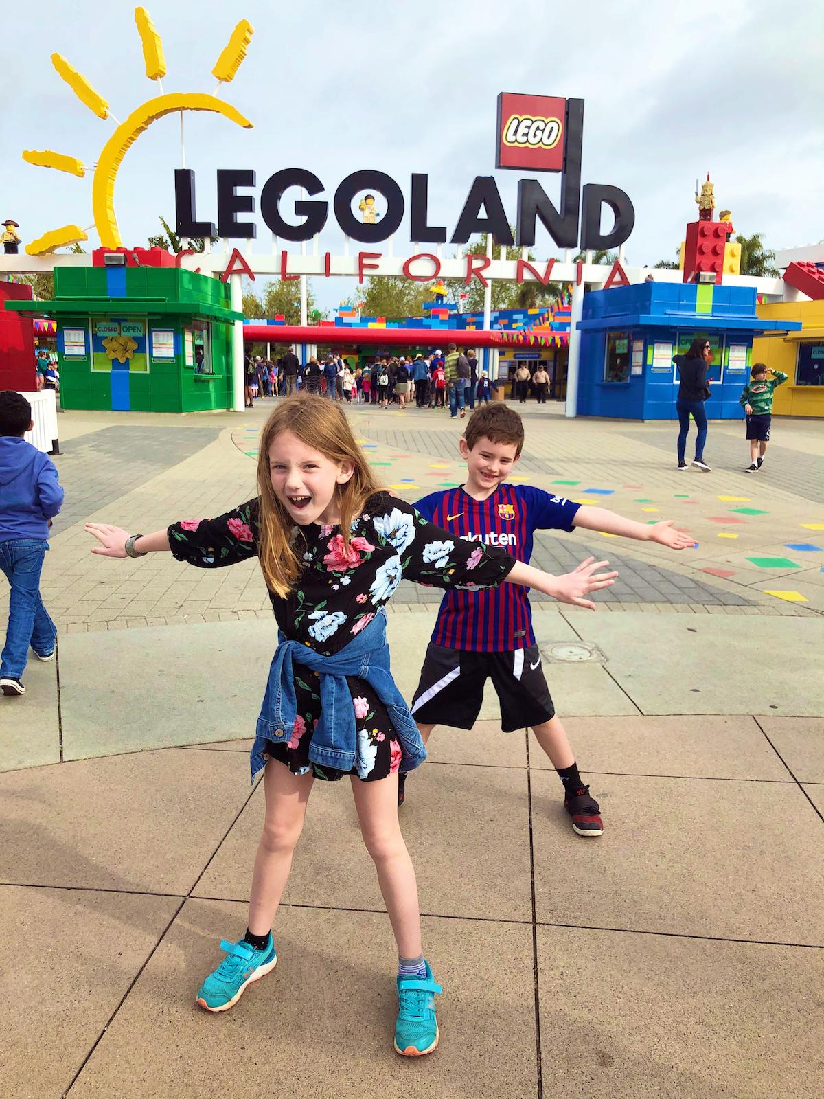 Legoland-entrance