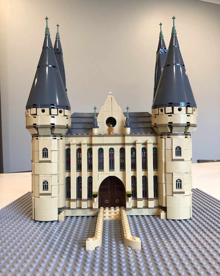 LEGO-church